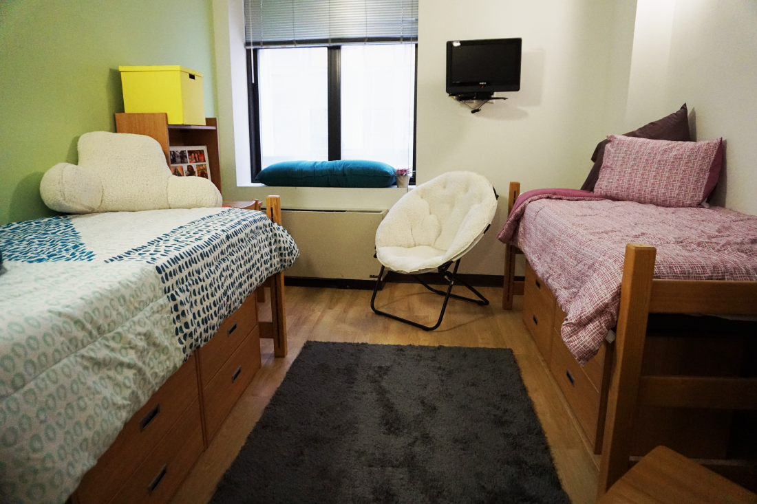 Baldwin Wallace Single Room Housing