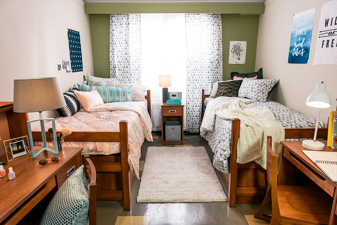 Madonna University Dorm Rooms